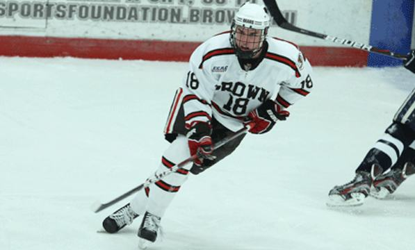 Brown Wins Mayor's Cup Battle - ECAC Hockey