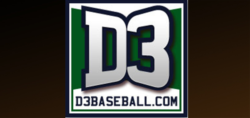 Baseball Team Ranked No. 24 in Latest D3Baseball.com Poll