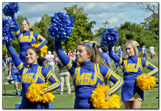 Mount cheerleading squad to host open gyms and spring tryout