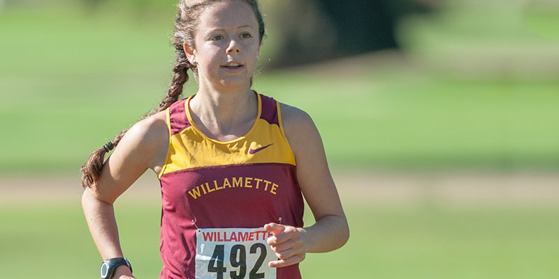 Six Athletes on WU Women's Cross Country Team Earn All-Academic Honors