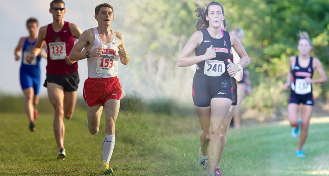Hornets Sweep ODAC Cross Country Runner of the Week Awards