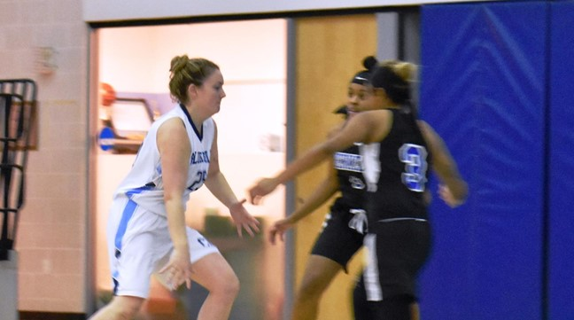 Women's Basketball: New Rochelle 76, Berkeley 56