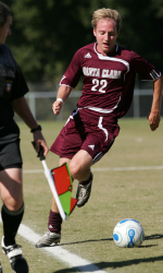 Bronco Men's Soccer Ties LMU 2-2