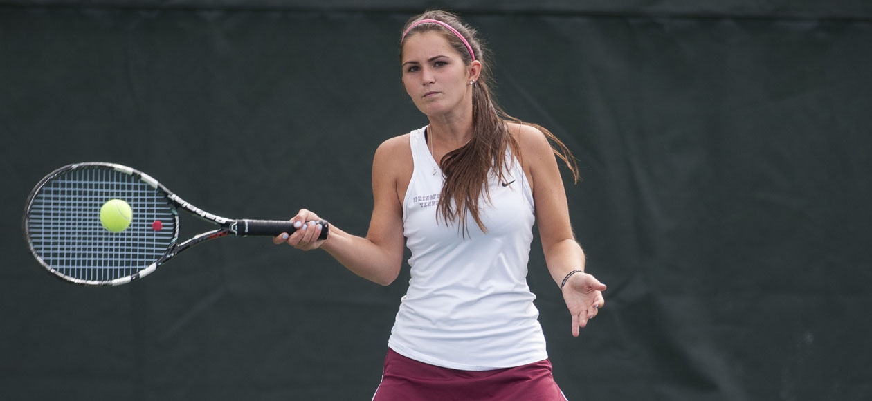 Women's Tennis Continues Strong Play With 9-0 Win Over Saint Joseph's