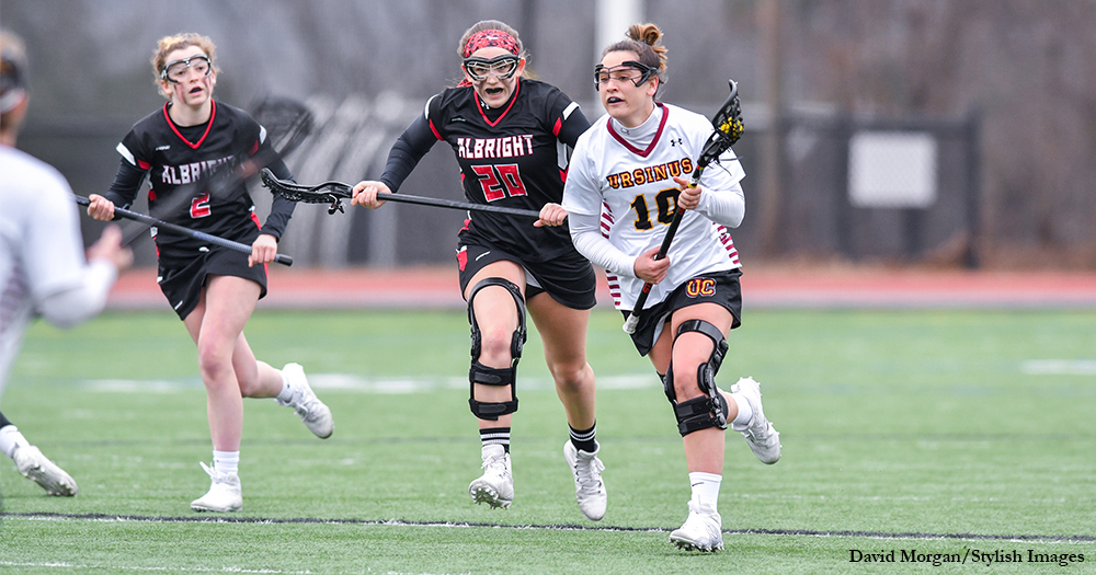 Women's Lax Rally Comes up Short