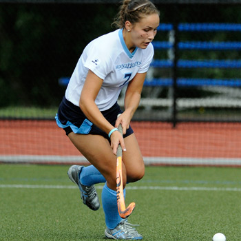 Field Hockey Clinches NEWMAC Tournament Berth With 3-2 Overtime Win at Clark