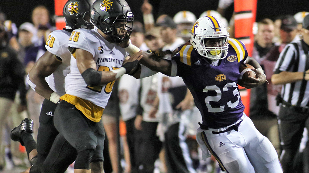 Tech falls to No. 7 Kennesaw State 49-10