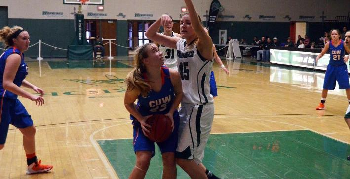 Women's Basketball winning streak ends at Wisconsin Lutheran