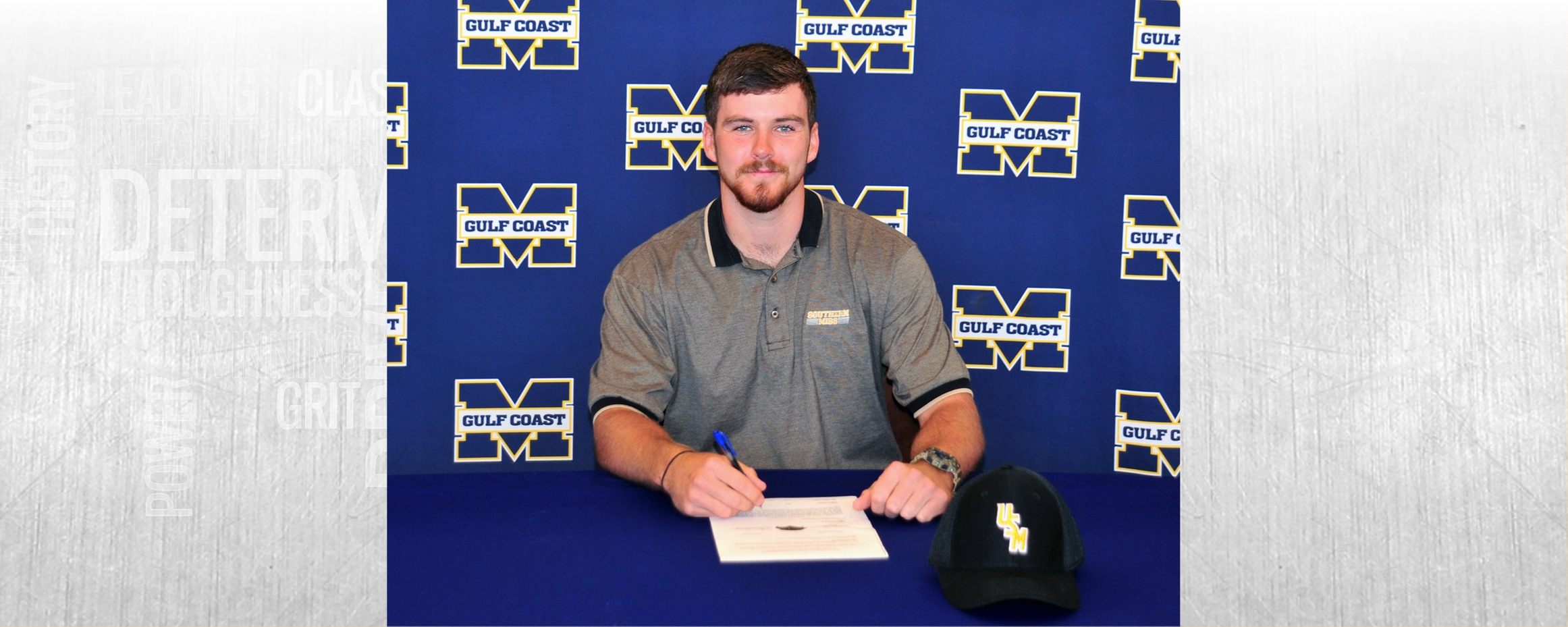 McGrew signs with USM