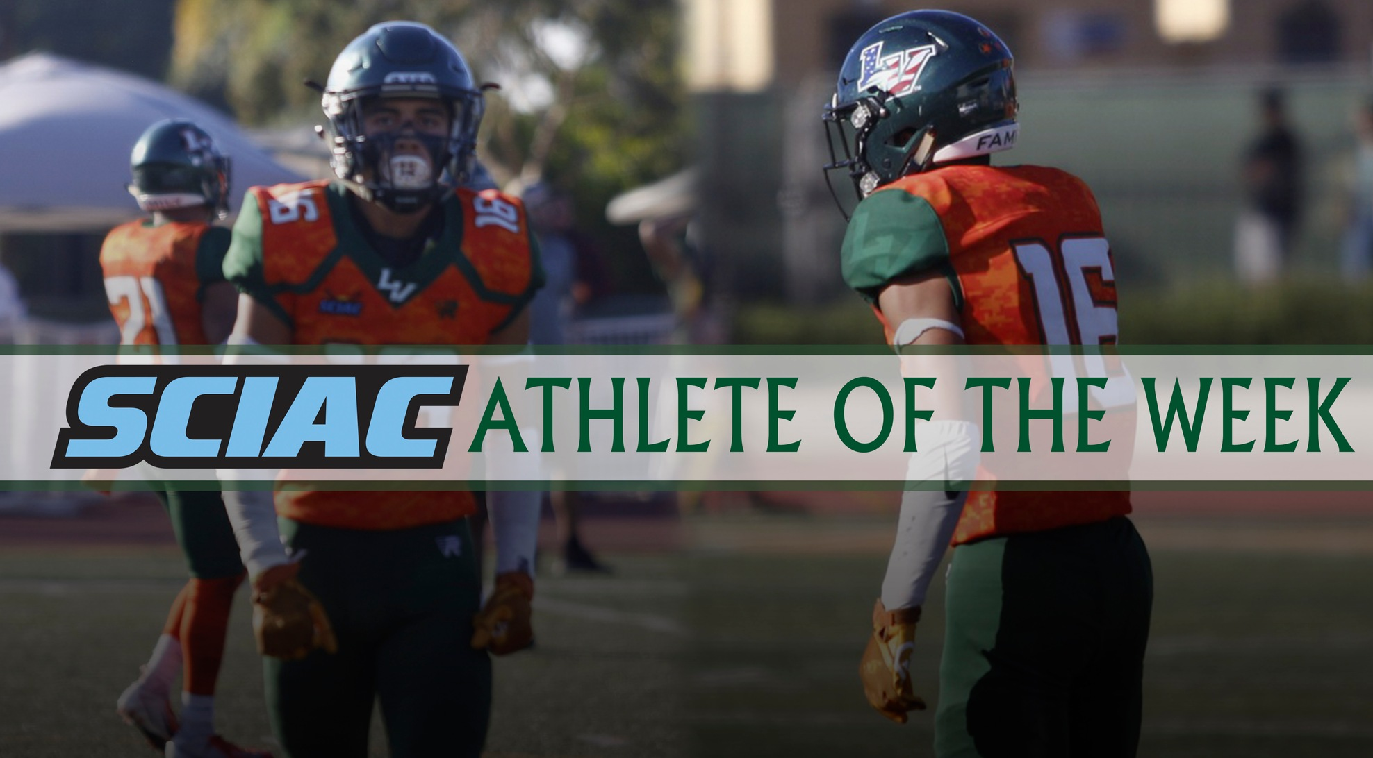 Moronez Named Back-to-Back SCIAC Athlete of the Week
