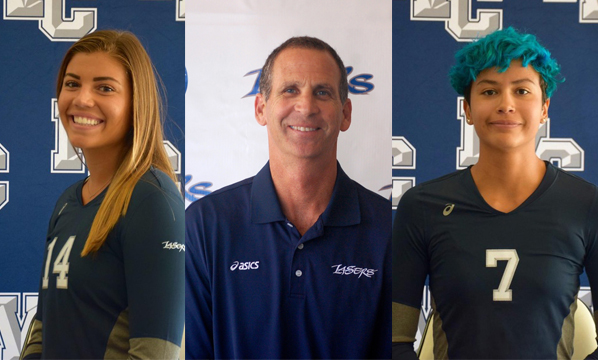 Ramseyer, Aguilar named All-American, Pestolesi is top coach