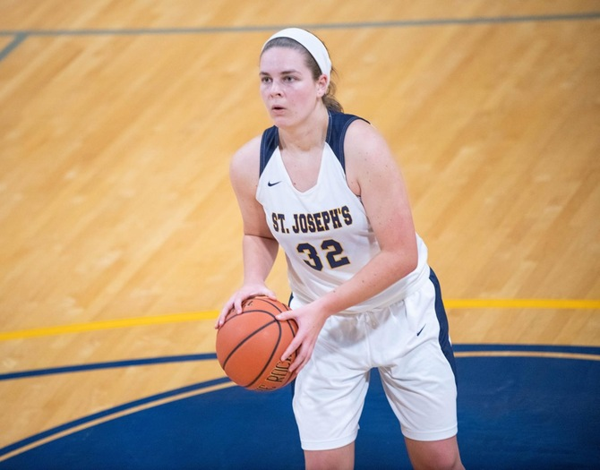 Women's Basketball Topped by Old Westbury in Skyline Opener
