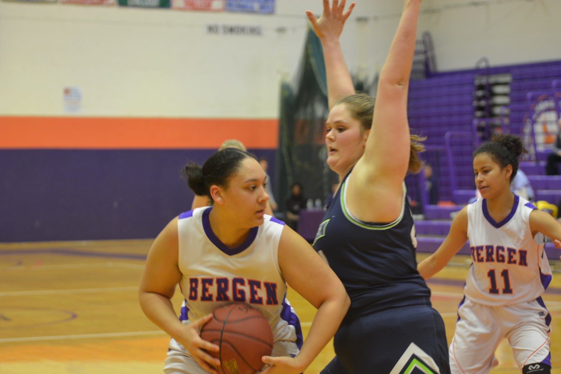 Bergen Eliminated by Sussex in Wild Overtime Playoff Game