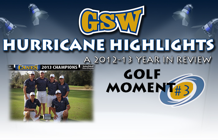 GSW Golf Hurricane Highlight #3: 'Canes Tee Off the Spring on a Winning Note