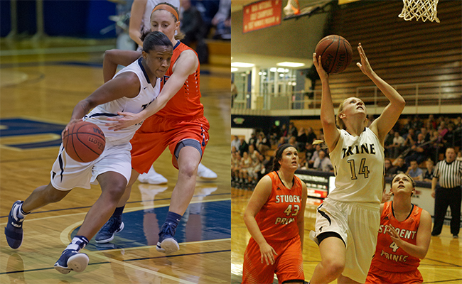 Dawson and Martin Named to D3Hoops.com All-Great Lakes Region Team
