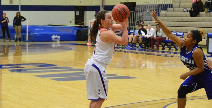 Landgraf scores career-high 23 points, Falcons cruise past Stars