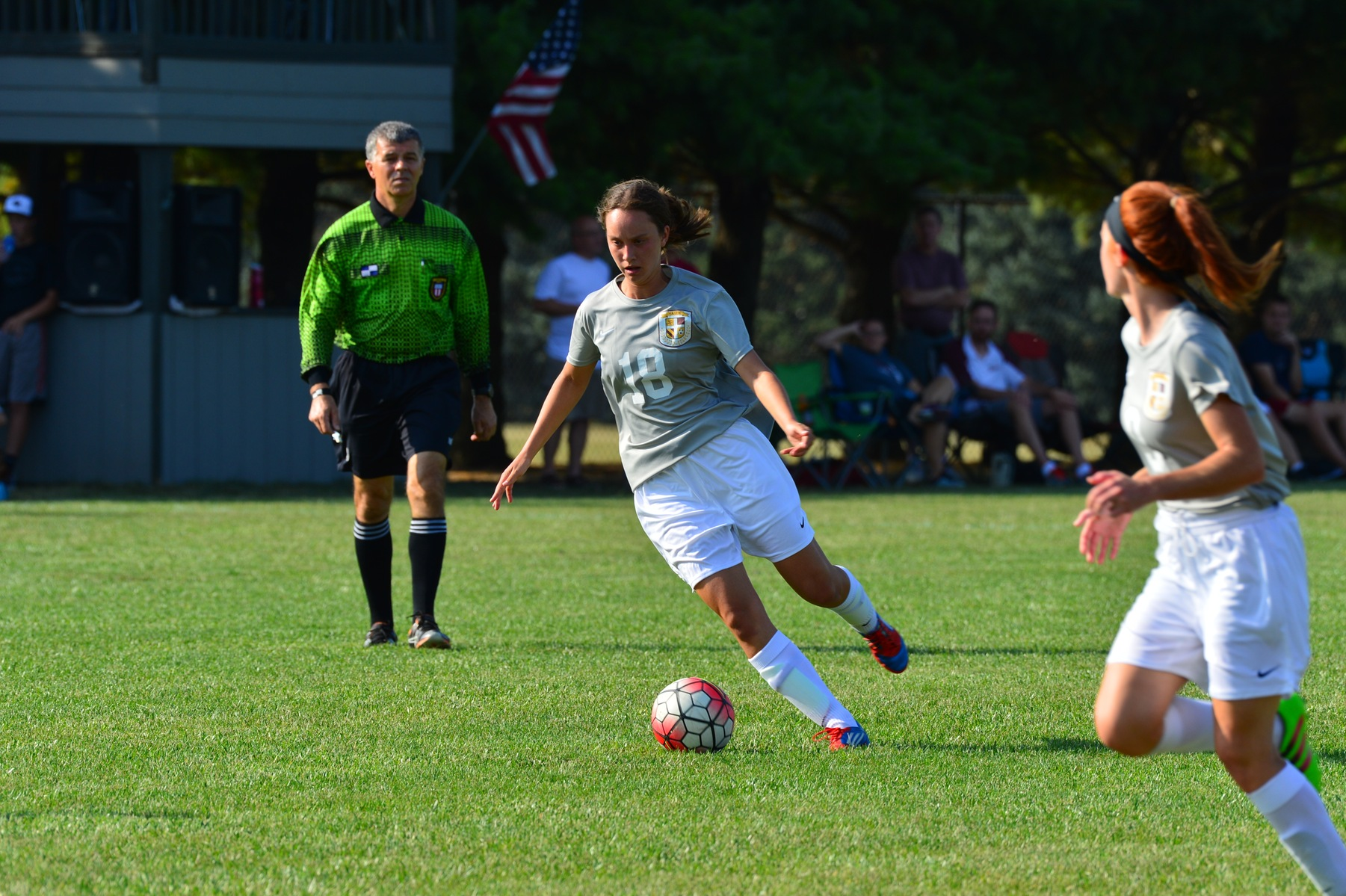 Women's Soccer Season Ends Early in Regionals