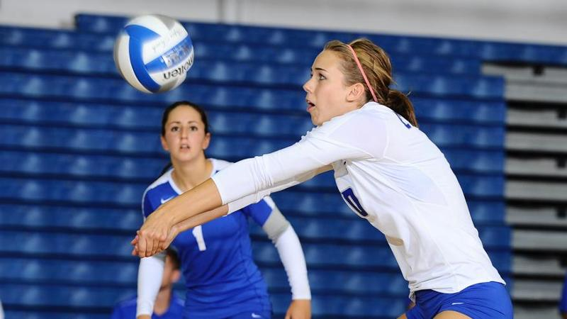 Volleyball Drops 3-1 Decision to St. John's in Opener