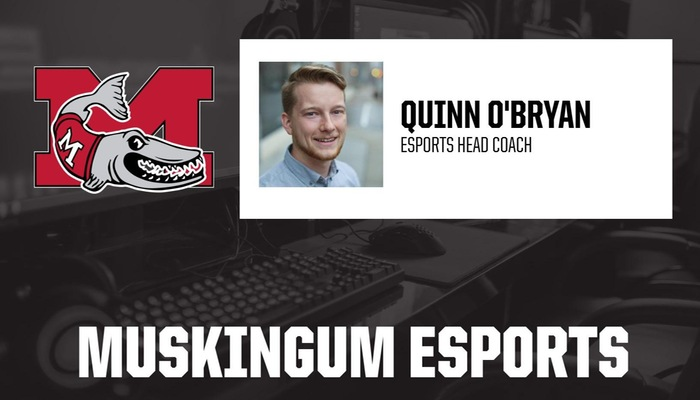 O'Bryan named first-ever esports head coach