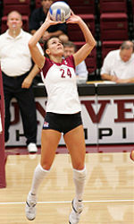 Bronco Volleyball's Matich Receives All-America Honors