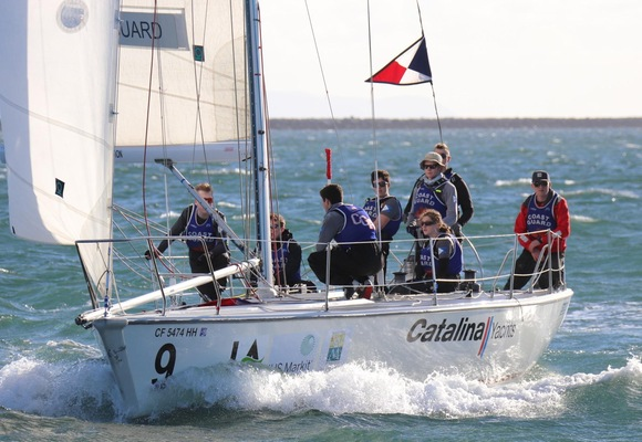 Offshore Sailing Seventh at Port of Los Angeles Harbor Cup