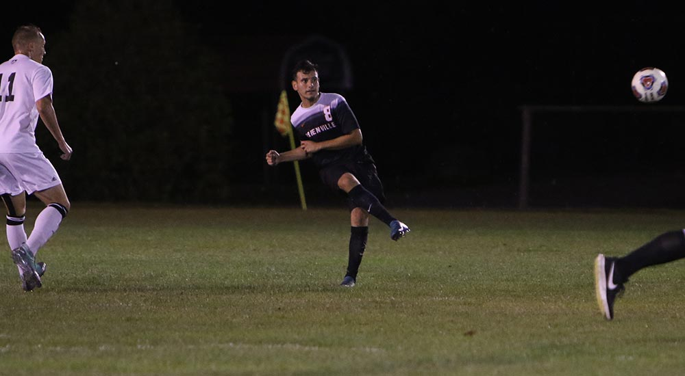 Men's soccer blanked by Washington-St. Louis