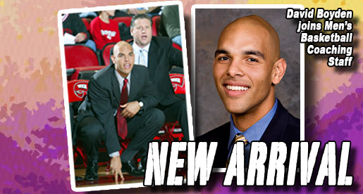 David Boyden selected as 