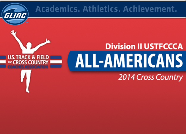 USTFCCCA Releases 2014 All-Americans for NCAA Division II Cross Country