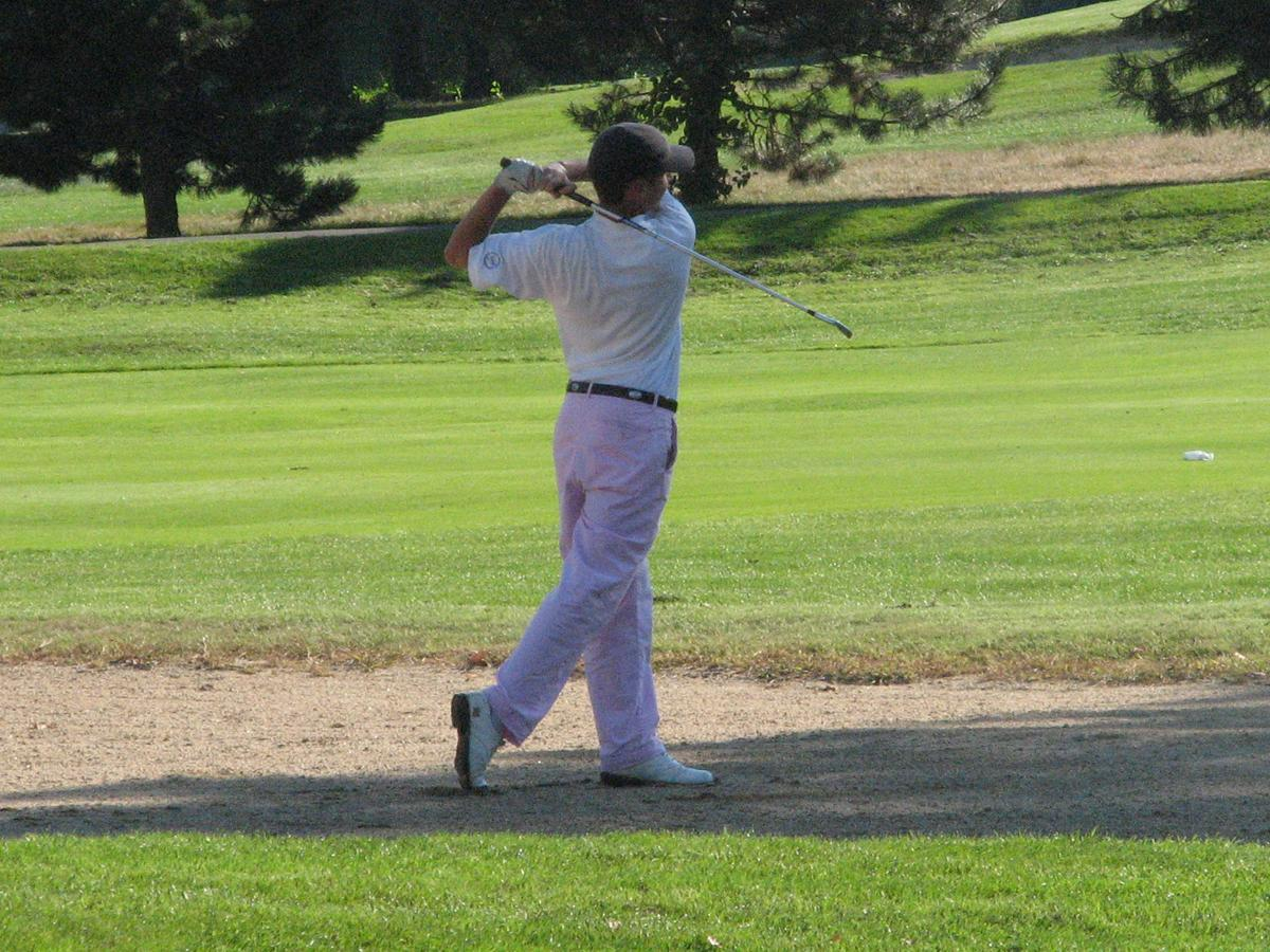 Men's Golf Moves Up One Spot to Finish Fifth at Turning Stone Intercollegiate