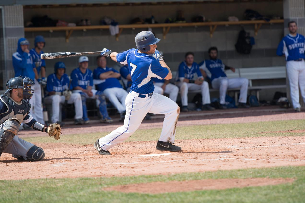 Baseball Grinds Out Clutch Conference Wins at Keuka