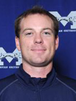 Men's Coach of the Year - Jesse Baumann, Moravian