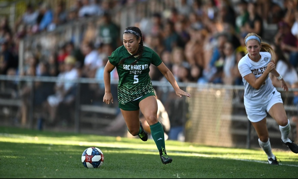 KIM-BUSTILLOS NAMED BIG SKY'S OFFENSIVE PLAYER OF THE WEEK