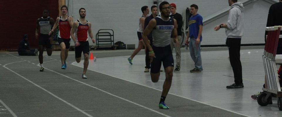 Sprinters Impress for Men's Track at Princeton