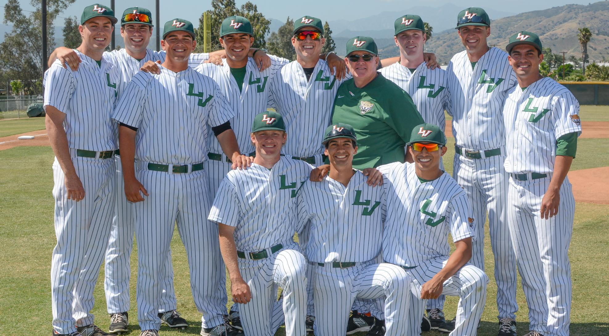 Baseball drops to Chapman on Senior Day