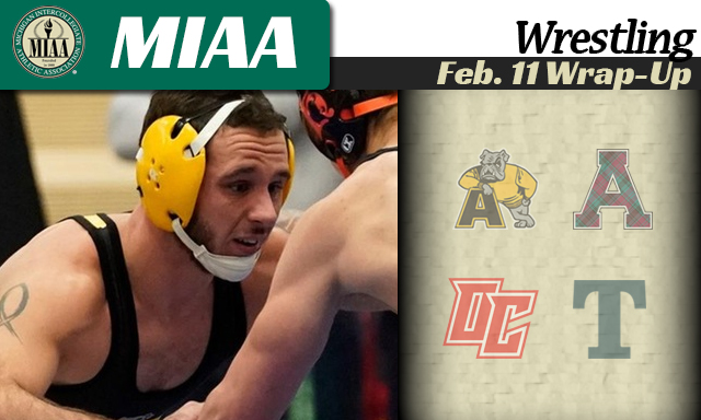 MIAA Wrestling Week #13 Wrap-Up
