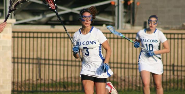 Women's Lacrosse wins in record setting fashion over Fontbonne