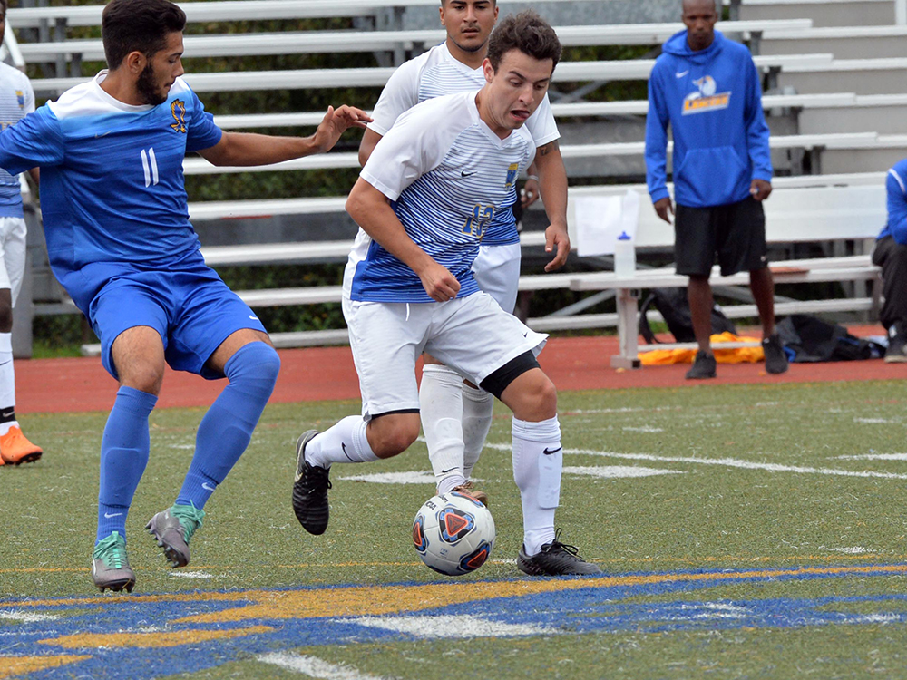 Men's Soccer Shuts Out MCLA in MASCAC Opener