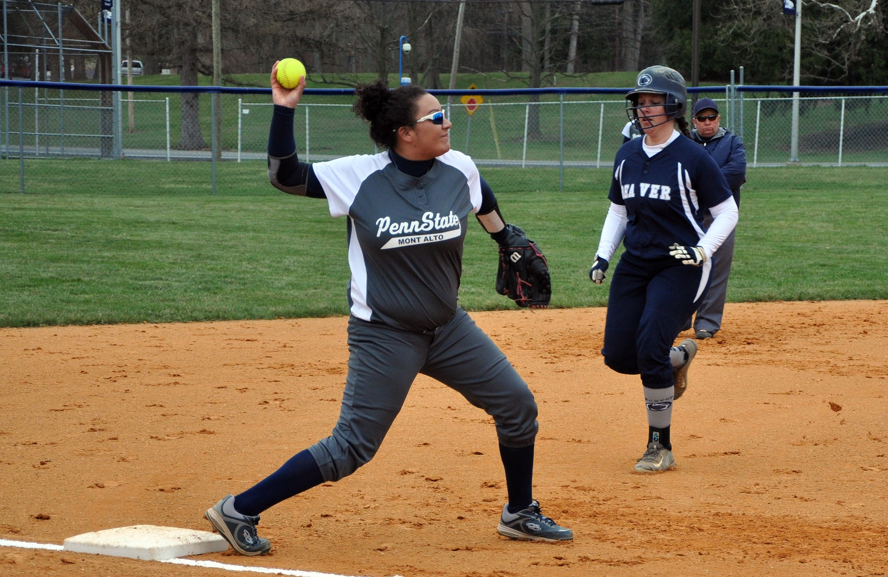 Lions Unable to Get Timely Hits and Drop Two Games to PSU New Kensington