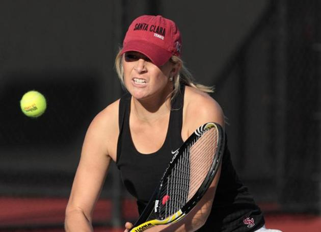 Six Broncos from Women's Tennis Receive ITA Scholar-Athlete Award