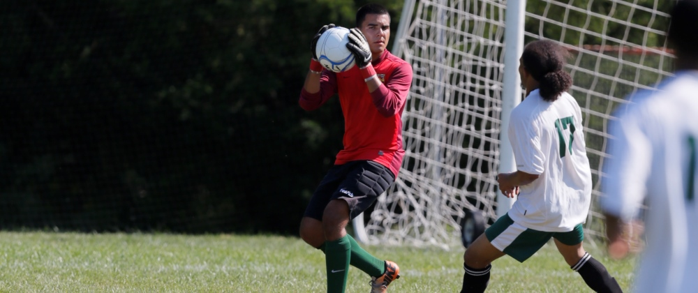 Oscar Estrada with 6 saves in 2-1 loss to Newbury