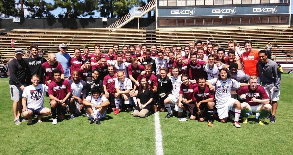 Men's Soccer Travels To UC Davis After Hosting Successful Alumni Weekend