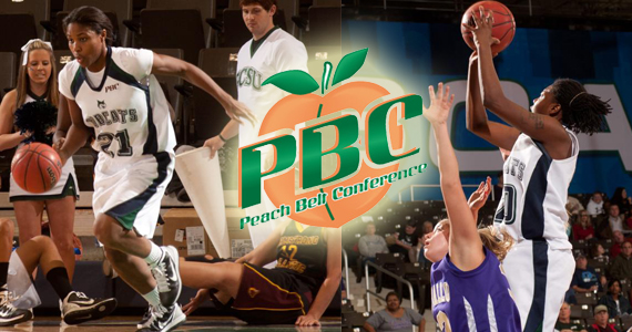 Jordan and Huffin Garner PBC All-Conference