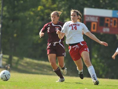Cardinals cruise past Gallaudet in 2011 opener