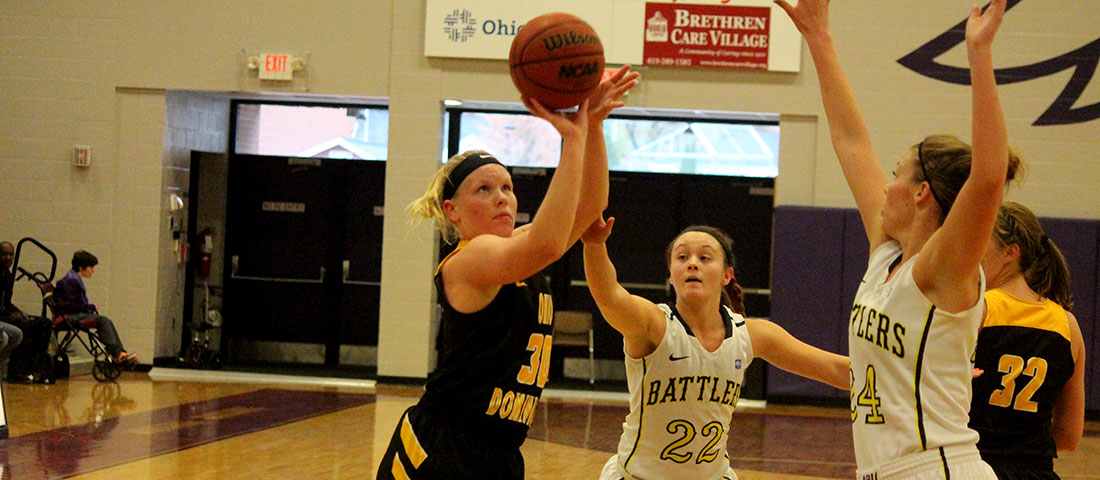 Women's Basketball Rolls To 82-35 Season Opening Win