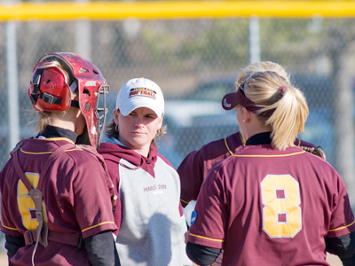 Ferris State Softball Head Coach Keri Becker will be holding tryouts on Sept. 28 at the FSU Varsity Softball Field.