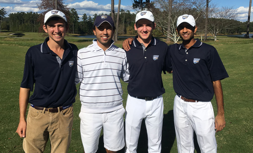 Emory Golf Finishes Ninth At Chick-fil-A Collegiate Invitational