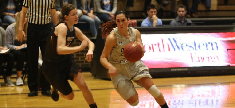 No. 12 DWU pounds in-state rival Mount Marty
