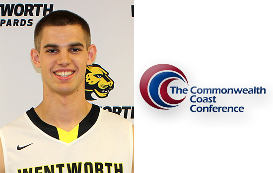 Romich Named CCC Player of the Week