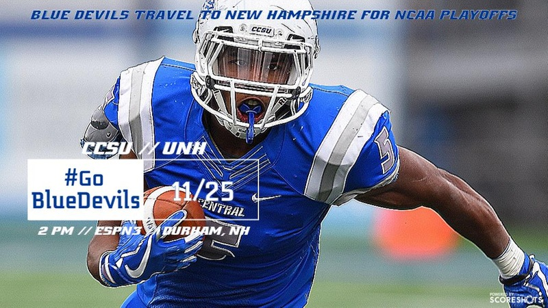 Blue Devils Face New Hampshire in First Round of NCAA Playoffs