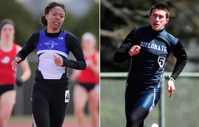 Crawley, Michaelis Set for NCAA Championships